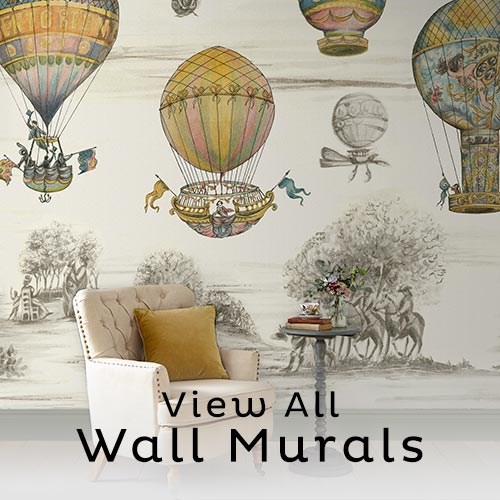New In Wall Murals